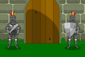 《柯莱特城堡逃脱》游戏画面1