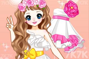 《卡哇伊小新娘》游戏画面1