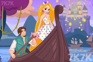 《长发公主的生日惊喜》游戏画面6