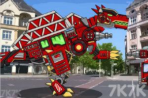 《组装机械拼图》游戏画面3