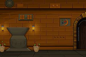 《古城堡逃生》游戏画面1
