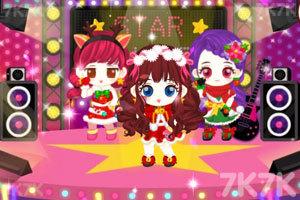 《阿sue的圣诞风格》游戏画面3
