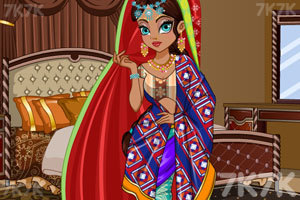 《漂亮的印度服饰》截图3