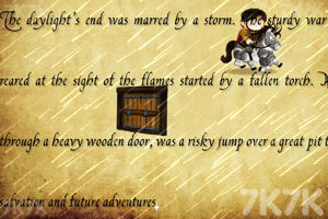 《单词勇士》游戏画面2