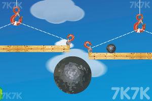 《小球天平玩平衡》游戏画面3
