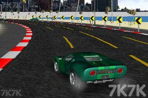《黄金海岸赛车2》游戏画面5