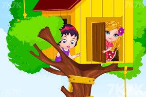 《芭比宝贝的小树屋》截图2