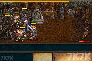 《天龙特攻队》游戏画面2