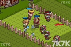 《最后的城镇中文版》游戏画面1