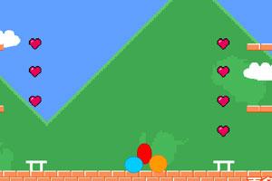 《勇敢的球球们四人版》游戏画面1