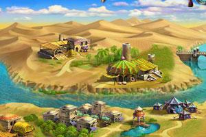 《波斯王国的建立》游戏画面1