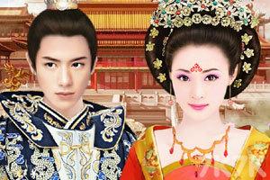 《绝美杨贵妃手绘装扮》游戏画面1