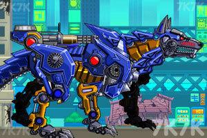 《组装机械金刚狼》截图1