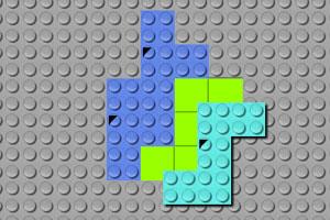《益智乐高6》游戏画面1