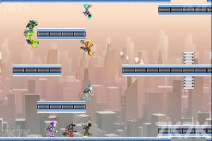《机器人快跑2》游戏画面1