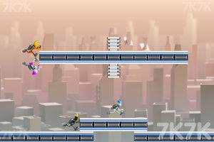 《机器人快跑2》游戏画面2