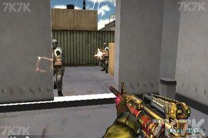 《M4A1黑骑士》游戏画面3
