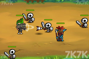 《星际猎人》游戏画面3