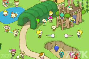 《奇思妙想之我的樂園》游戲畫面4