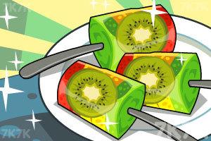 《美味的水果冰棍》游戏画面1