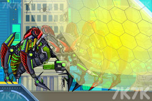 《组装机械蜘蛛女皇》截图5