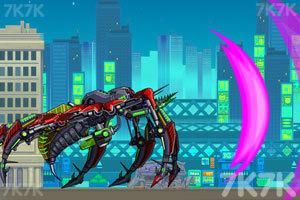 《组装机械蜘蛛女皇》截图2