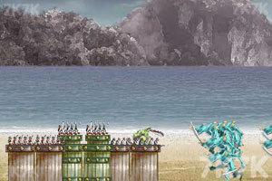 《空陆双防4》游戏画面5