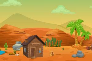 《牛仔沙漠逃生》游戏画面1