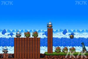 《迷你兵团》游戏画面4