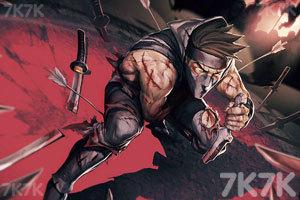 《忍者的宿命中文版》游戏画面5