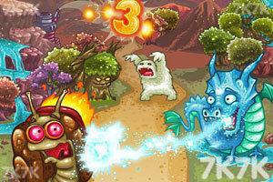《丛林守护者3无敌版》游戏画面1