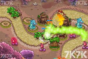《丛林守护者3无敌版》游戏画面6
