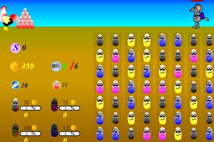 《蛋蛋保卫战》游戏画面1