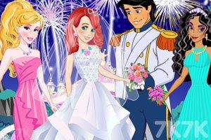 《人鱼公主的婚礼》截图1