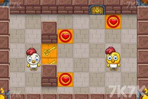 《机智的小鸡》游戏画面2