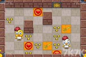 《机智的小鸡》游戏画面5