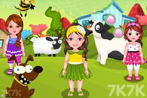 《有趣的农场乐园》游戏画面1