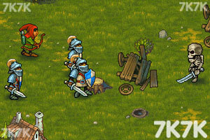 《皇城护卫队2中文版》游戏画面2