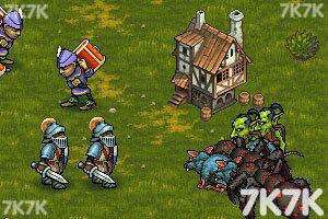 《皇城护卫队2中文版》游戏画面3