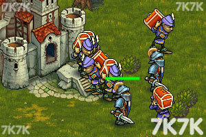 《皇城护卫队2中文版》游戏画面1