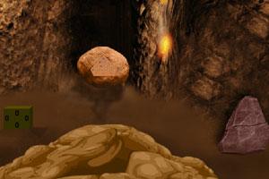 《危险洞穴逃生》游戏画面1