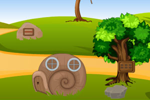 蜗牛花园逃生