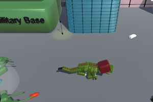 《玩具龙大暴动》游戏画面1