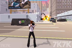 《警探闯黑帮》游戏画面2