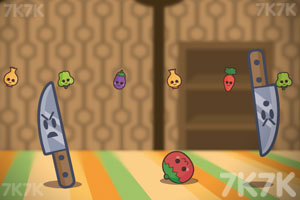 《翻滚的西红柿》游戏画面3