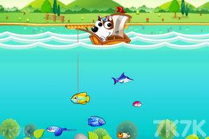 《天天钓鱼》游戏画面3