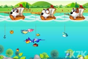 《天天钓鱼》游戏画面1