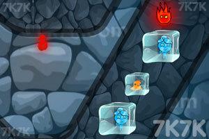 《火娃解冻小鸟》游戏画面3