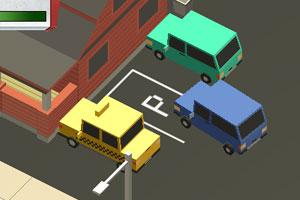《迷你卡通停车》游戏画面1