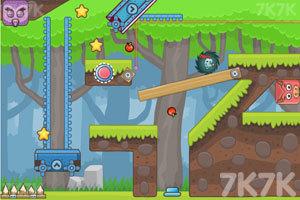 《刺猬果果的苹果乐园2》游戏画面8